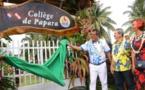 Le collège de Papara a célébré ses 50 ans, ce vendredi