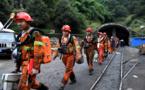 Chine: 21 mineurs tués dans un coup de grisou, un survivant piégé