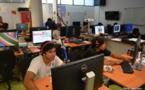 Les élèves de Poly3D à la rencontre des géants du jeu vidéo