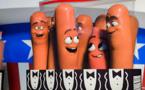 """Le film """"Sausage Party"""" n'est pas suspendu et reste interdit aux moins de 12 ans"""