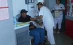 L'accueil de l'hôpital de Afareaitu inauguré