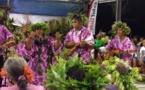 Huahine : retour en images sur le mini heiva de Parea