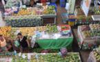 Le marché de Papeete fermé dimanche et lundi