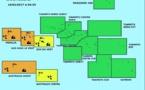 Vigilance jaune et orange pour la Société et les Australes jusqu'à jeudi
