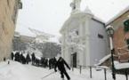 Froid glacial dans la quasi-totalité de la France, pas de redoux avant lundi