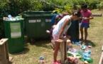 Le développement durable enseigné au collège de Paopao