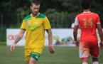 Football – Ligue 1 Vini : Focus sur Sylvain Graglia, attaquant de Tefana
