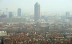 Le pic de pollution s'étend à Lyon