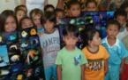 L'aire marine éducative des Marquises s'exporte à Rapa Nui, Hawaii...