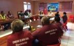 La municipalité de Bora Bora se tient prête en cas de fortes intempéries