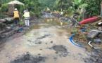 Plus de 99 % des foyers, gérés par la Polynésienne des eaux, réalimentés en eau potable