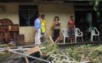 Fortes pluies : le fonds de secours d'urgence porté à 36 millions par l'Etat