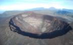La Réunion: le Piton de la fournaise en éruption