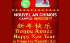 L'Institut Confucius de l'Université fêtera le nouvel an chinois, mercredi
