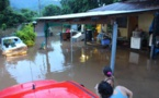 Fortes pluies : l'état de calamité naturelle constaté à Taiarapu-Est et Teva i Uta