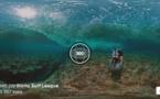 La vague de Teahupoo en vidéo 360 degrés : une vidéo bluffante