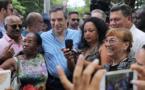 En déplacement à la Réunion, Fillon détaille ses promesses pour l'Outremer