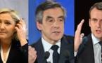 Présidentielle: Fillon résiste, Macron se tasse, Le Pen en hausse (sondage)