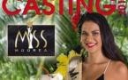 Miss Moorea : le casting c'est samedi !