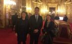 Marcel Tuihani à l'Assemblée nationale et au Sénat