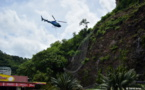 Un hélicoptère pour sécuriser Punavai