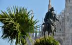 Polémique en Italie autour de palmiers dans le centre de Milan