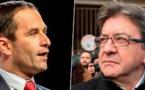 """Mélenchon demande à Hamon de ne nouer """"aucun accord"""" avec Macron"""