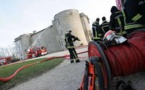 Charente: un château brûle, AXA demande aux pompiers de rembourser les travaux