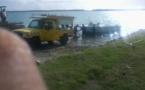 Neuf personnes dont 4 enfants disparus en mer à bord d'un poti marara, à Maupiti
