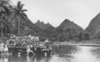 Vacances à Tautira en… 1944