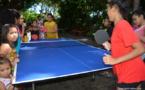 De nouvelles aires de jeux pour l'école Nahoata à Pirae