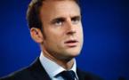 Macron appelle ses donateurs à rendre public leur don