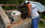 Le réseau d'eau à Mahinarama sera rénové