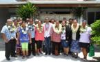 Le comité syndical du SIVMTG des Tuamotu-Gambier réuni à Makemo.