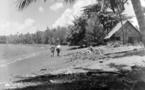 Tahiti d'antan : Pirae entre ciel et mer