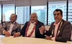 Le nouveau câble Tahiti-Samoa s'appellera Manatua
