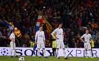 C1 - Barcelone fait vivre l'enfer au Paris SG et file en quarts