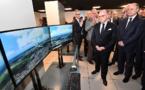 """Bernard Cazeneuve inaugure la nouvelle base d'avions de la sécurité civile, """"un outil exceptionnel"""""""