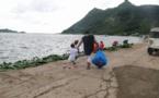 L'océan est à l'honneur cette semaine à Rapa