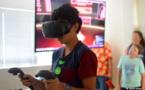 Robots et réalité virtuelle stars du premier Digital Festival Tahiti