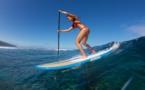 Paddle surf – Aude, Patrice et Poenaiki dans une vidéo de rêve