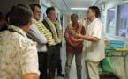 Fin de contrat du chef de service de l'oncologie : la balle dans le camp du ministre de la Santé