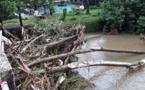 Une vingtaine de maisons inondées à Hitiaa et le recensement n'est pas encore terminé