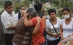 La Colombie enterre ses morts après une coulée de boue meurtrière