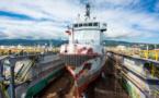 Le Cluster maritime rêve d'un dock de carénage high-tech