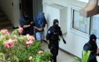 Les transporteurs de cocaïne présentés devant le procureur