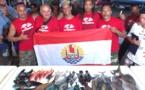 Pêche sous-marine : doublé historique pour Tahiti