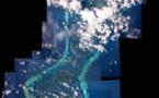 Les 48 photos de Raiatea et Taha'a prises par l'astronaute Thomas Pesquet