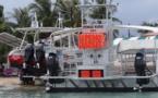 Deux navires inaugurés à Arutua