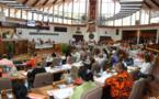 """Session administrative en direct : """" Le temps des cabinets noirs est révolu"""" (Fritch)"""